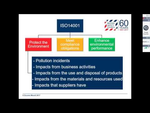 Webinar - How to conduct internal audits of your ISO 14001:2015 Environmental management system