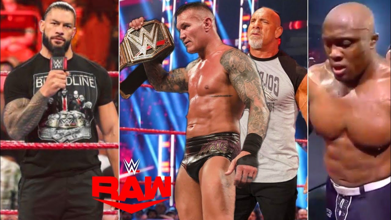 WWE Monday Night Raw 13 September 2021 Highlights ! WWE Raw 09/13/21 Highlights Preview !