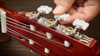 Como Trocar as cordas do seu Violão Nylon