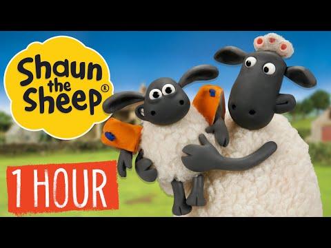 Эпизоды 1-10 сборник S1 | Барашек Шон [Shaun The Sheep S1 Compilation]