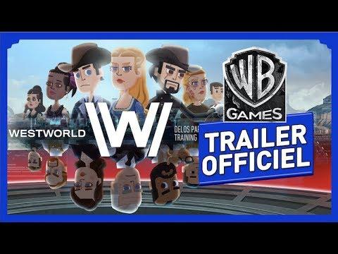 Westworld | Simulation d'entraînement du Parc Delos – Contrôlez Votre Futur