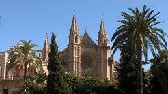 """MALLORCA - Teil 4 """"Palma de Mallorca - Sightseeing in der Inselhauptstadt"""" Balearen SPANIEN"""