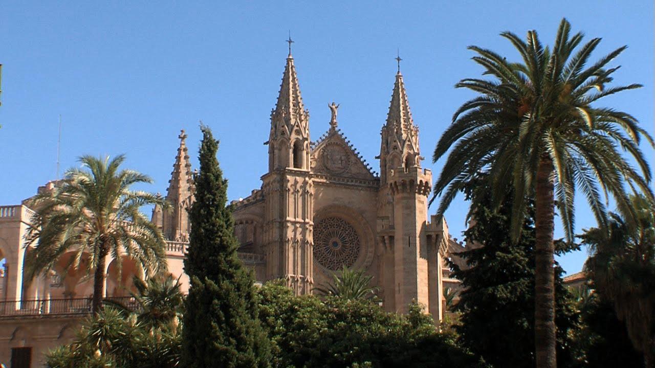 Mallorca teil 4 palma de mallorca sightseeing in der - Muebles baratos palma de mallorca ...