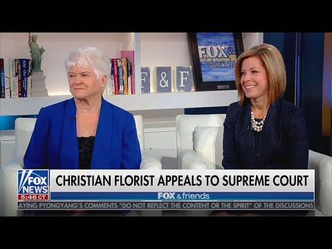 Christian Florist Appeals to Supreme Court | Fox & Friends