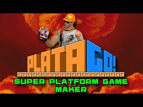 PlataGO: Super Mario Bros 1-1  