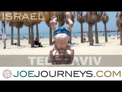 Tel Aviv - Israel  | Joe Journeys