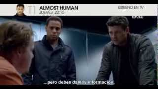 """Almost Human"" - Episode 1 Sneak Peek (Spanish Subs)"