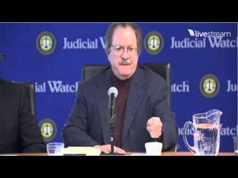 Joseph E.  diGenova - Judicial Watch - Clinton Email Scandal
