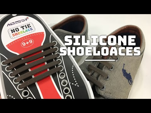 no-tie-replacement-silicone-shoelaces-by-homar-review
