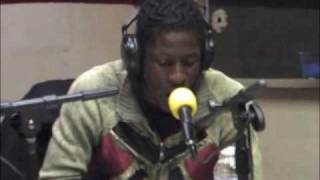 AIDONIA - Freestyle at Party Time Radio Show - 2009