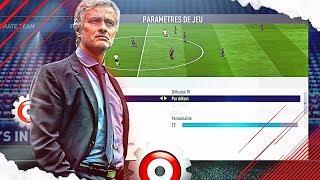 Les Meilleurs Réglages Pour Mieux Jouer à FIFA 18