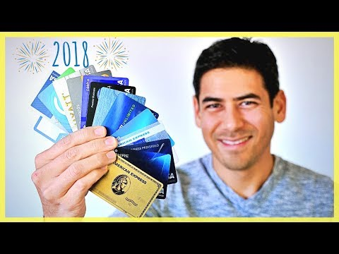 What Credit Cards Are In My Wallet? (Dec 2018) | Review Of Cards That Are New, Staying & Leaving