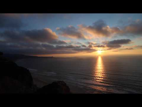 Big Sur 4K Experience (w Music) 4HR Nature Relaxation Video 4K UHD ft Darshan Ambient