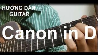 [Thành Toe] Hướng dẫn: Canon in D Guitar( by Per-Olov Kindgren) - Phần 1