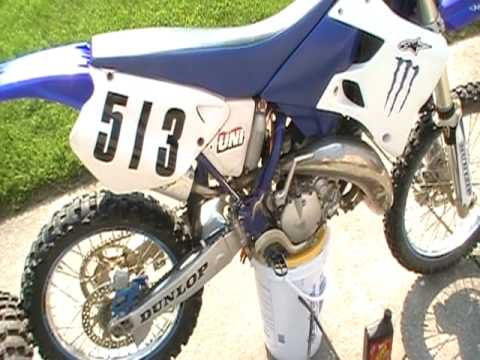2001 Yz 125 for sale