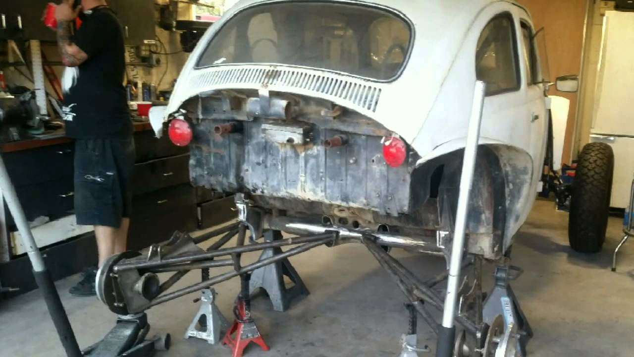 MODS!! Baja bug build (but not done yet)
