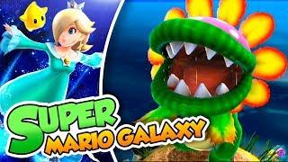 ¡El poder estelar! - #01 - Super Mario Galaxy en Español (WiiU) DSimphony