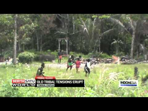 Old Tribal Tensions Erupt in Papua