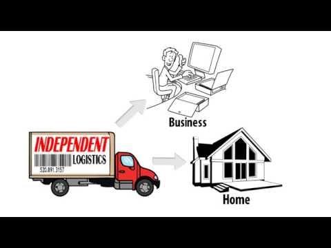 How does a #Logistics Company like Independent Logistics AZ work?
