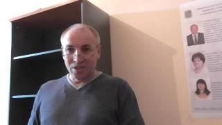 Ишим Председатель УИК 1120 С.Ф.Прокопенко беспределит