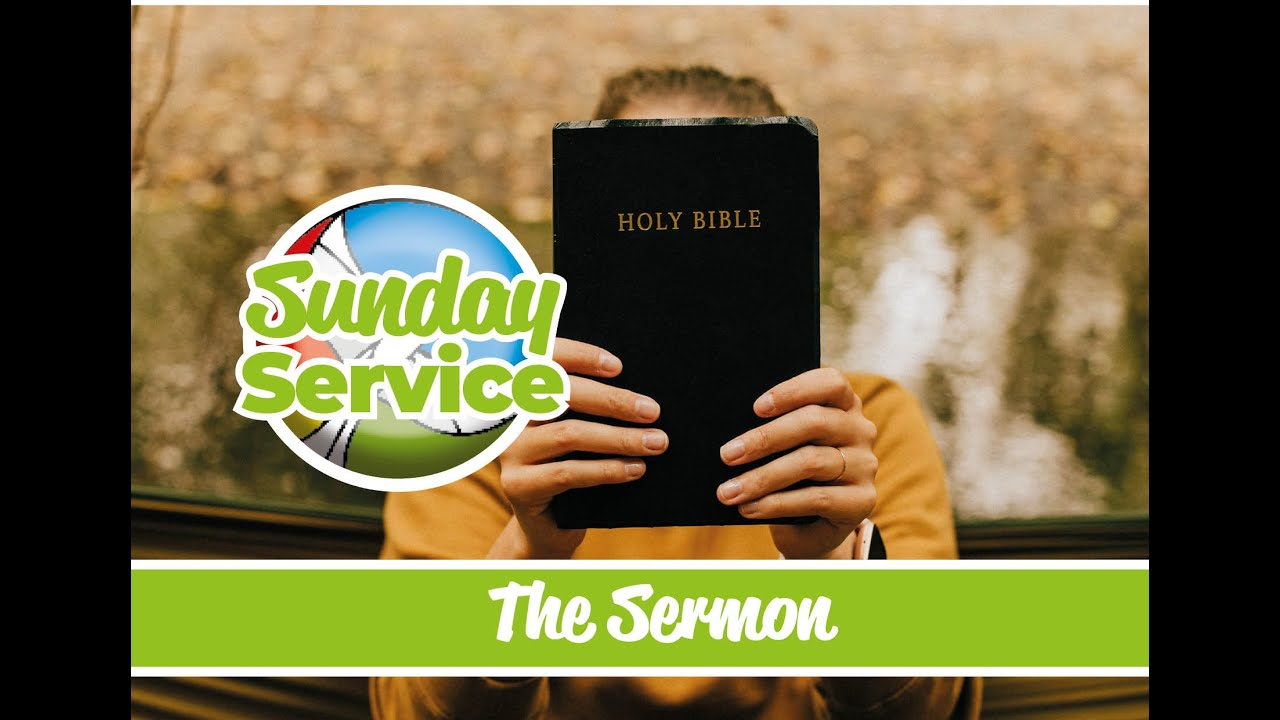 Sunday's Sermon - Jacob and Esau