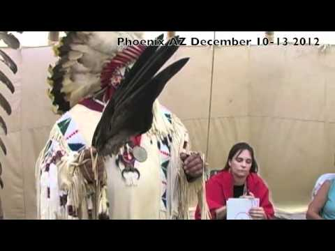 Sioux Chief- Everyone is a Teacher and a Master