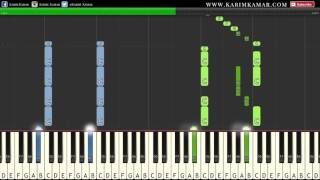 How I played It - Michael Jackson - Remember The Time [Piano Tutorial] - Karim Kamar