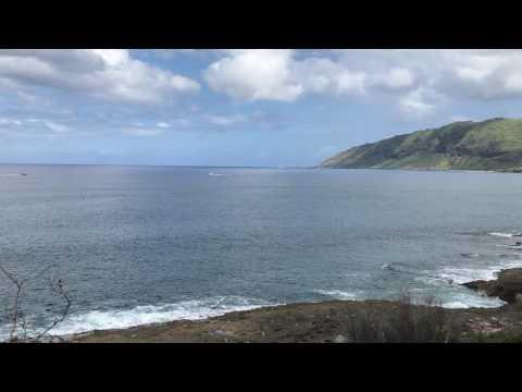 Two Marine Activity Boats Coming Close