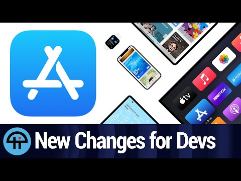 New App Store Changes for Developers