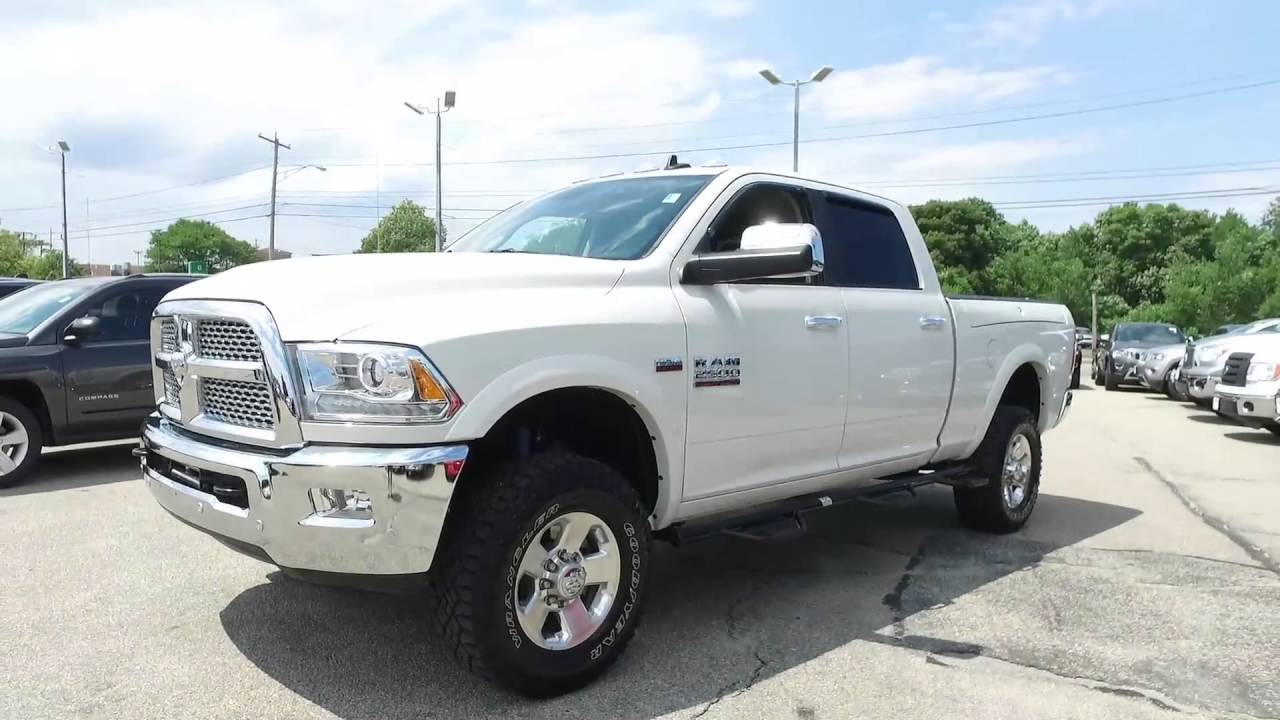 2016 ram 2500 power wagon laramie for sale in the providence ri area youtube. Black Bedroom Furniture Sets. Home Design Ideas