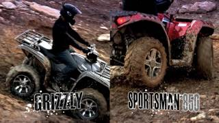 Head to Head - Grizzly vs. Sportsman