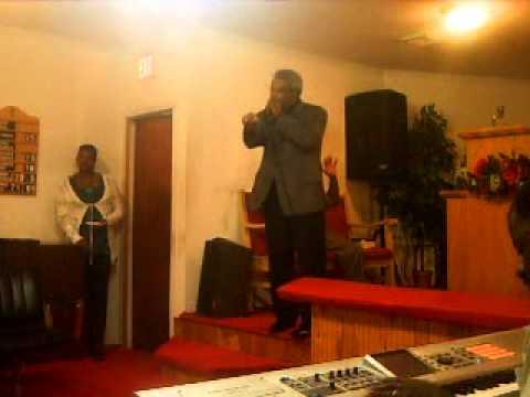 Bishop James Darby Revival At Soild Rock