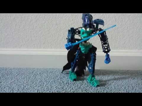 Bionicle Moc Iruikshi Upgraded