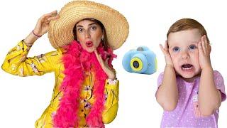 Няня и история забавных детей   Правила поведения для детей