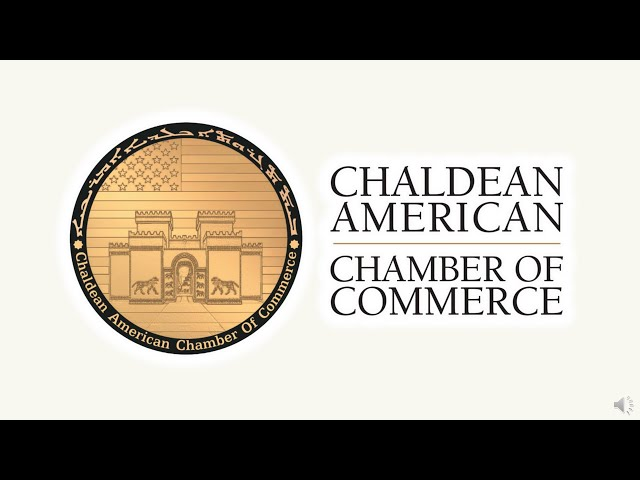 Chaldean American Chamber of Commerce 2020