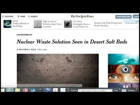 THEY HAVE BECOME DEATH TO US, THE DESTROYER OF WORLDS: NORTH DAKOTA, NEW MEXICO, EARTH