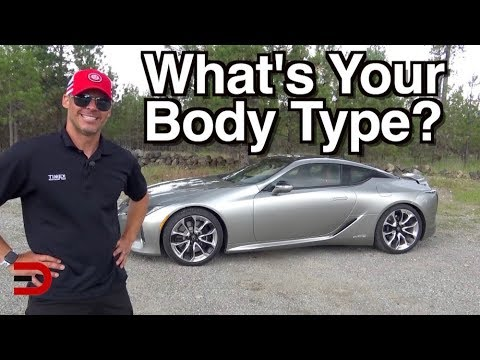 What is Your Car Body Type?
