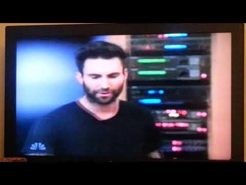 The Voice, Adam, Chris Jamison, VELVET!!! Working In Studio On It