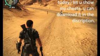 just cause 2 demo unlimited time, blackmarket cheat (PC)