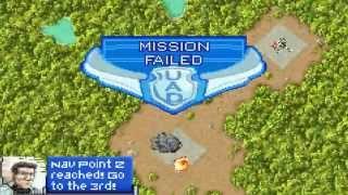 Ace Combat Advance - Gameplay - English - Nintendo GameBoy Advance