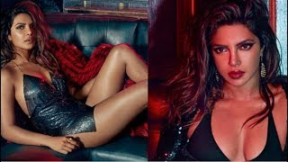 Nick Jonas Wife Priyanka Chopra Jonas Sizzling HOT Photoshoot after Marriage
