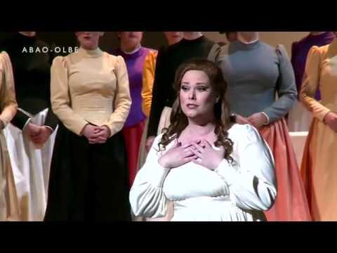 La Sonnambula. Bellini. Come per me sereno. Jessica Pratt