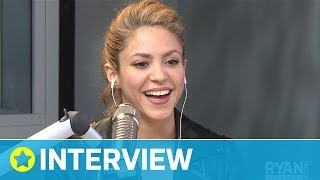 "Shakira Plays ""Marry, Kiss, Kill"" I Interview I On Air with Ryan Seacrest"