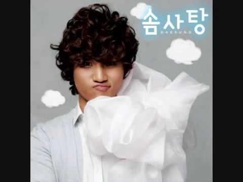 Daesung of Big Bang Cotton Candy.