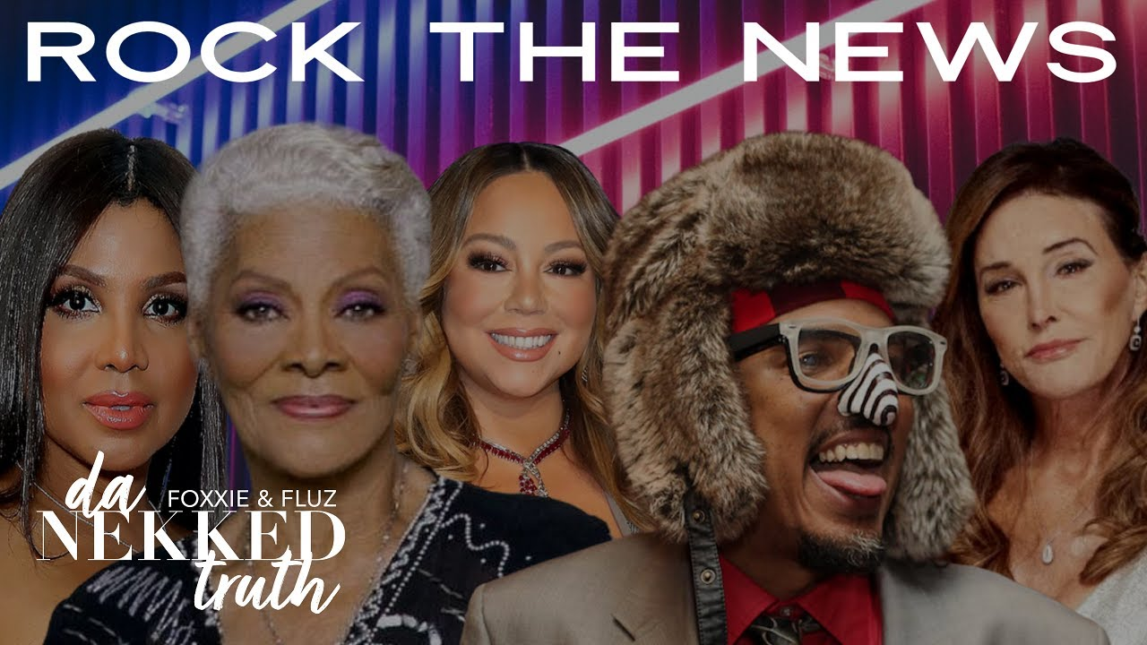 Da Nekked Truth :Rock the News with Foxxie and FluZ
