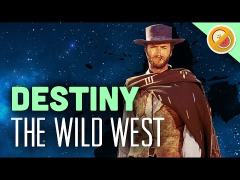"""Destiny """"The Wild West"""" - The Dream Team (Funny Gaming Moments)"""