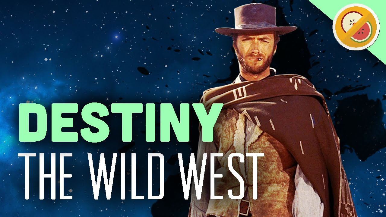 Destiny the wild west the dream team funny gaming moments youtube - Wild west funny ...