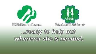 Japan Still Needs Help (Girl Scout Message)