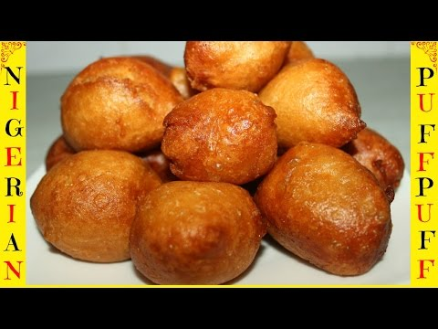 How to Make Nigerian Puff Puff (Nigerian Snack) | Puff Puff | Puff Puff Recipe | Yummieliciouz Food thumbnail