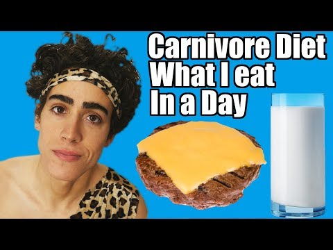 What I Eat in a Day on the Carnivore Diet thumbnail